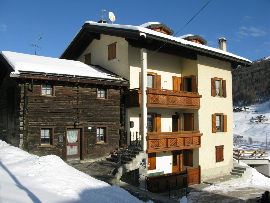 Case Arredate Con Gusto casa silvia | alpen white - agenzia viaggi e turismo a livigno